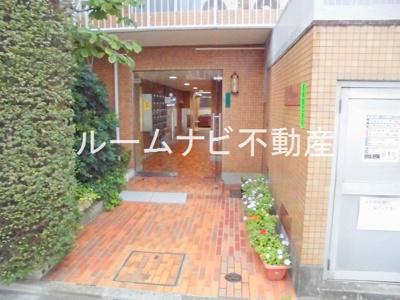 【エントランス】寿康メゾン