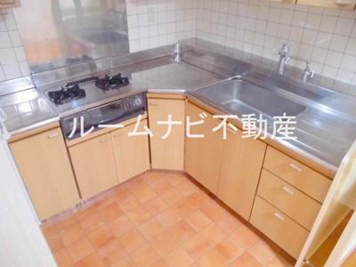 【キッチン】寿康メゾン