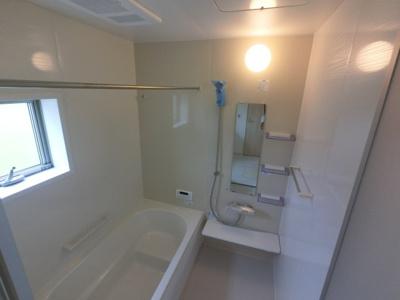 【浴室】リーブルガーデンズ下妻市南原1号棟