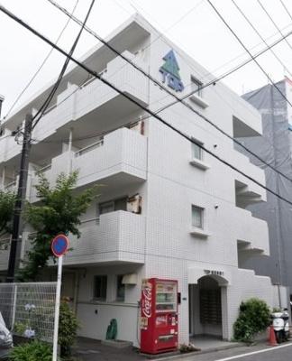 東急多摩川線「武蔵新田駅」徒歩9分です。