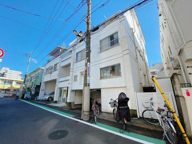 【外観】ヴィラ早稲田