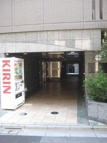 【エントランス】ステージグランデ日本橋