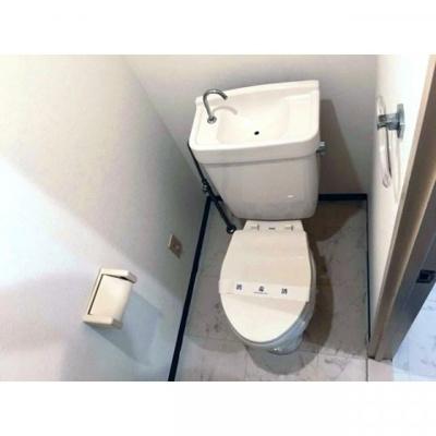 【トイレ】ブルジョン7