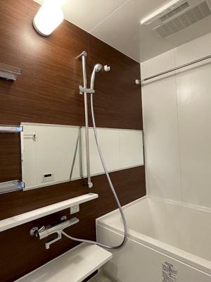 【浴室】新築 シャローム亀戸