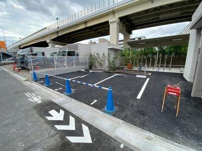 【駐車場】新築 シャローム亀戸