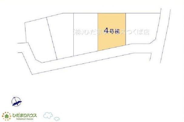 【その他】水戸市見川第12 新築戸建 4号棟
