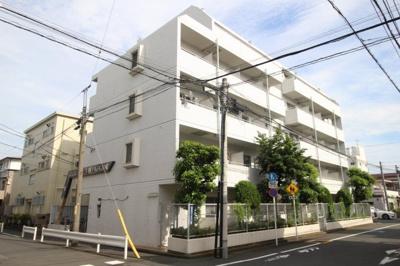 矢口渡駅徒歩5分の立地です。