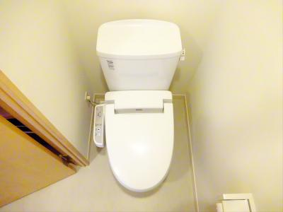 【トイレ】リブリ自由が丘Ⅱ