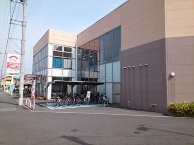 フジ古川店様まで750m