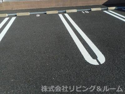 【駐車場】アクアポート・Ⅱ棟
