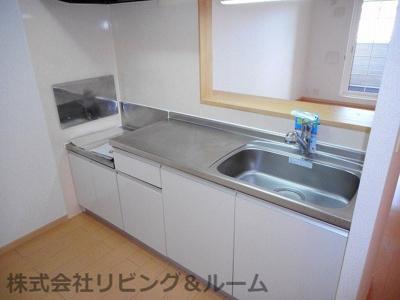 【キッチン】アクアポート・Ⅱ棟