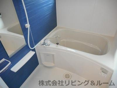 【浴室】アクアポート・Ⅱ棟