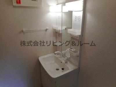 【洗面所】アクアポート・Ⅱ棟