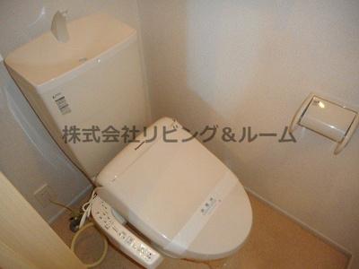 【トイレ】アクアポート・Ⅱ棟