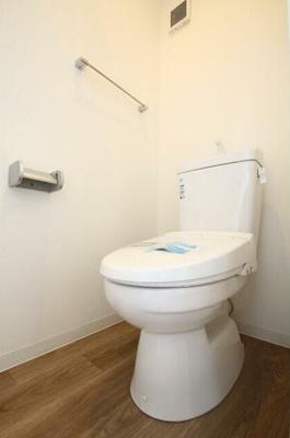 【トイレ】プライムコート西新井