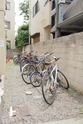 【駐車場】スカイコート尾山台