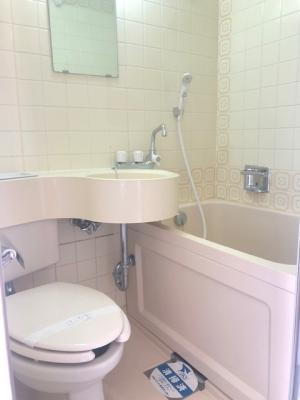 【浴室】スカイコート尾山台