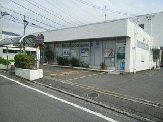伊予銀行様まで110m