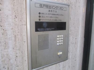 【セキュリティ】グランソシエ花園Ⅳ