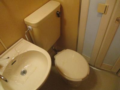 【トイレ】レインボー天下茶屋