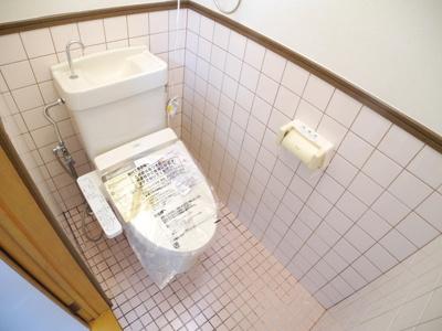 【トイレ】メゾンドコリン