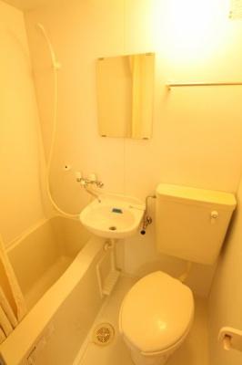【浴室】トーマス大山