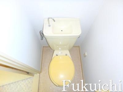 【トイレ】ヴァンヴェール