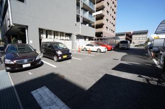 【駐車場】芝コーポ5号館