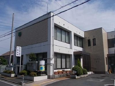 松山市役所久枝支所まで590m