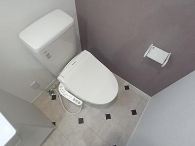 【トイレ】ポリュムニア