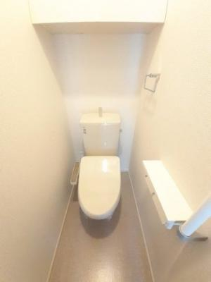 【トイレ】プリムヴェールA