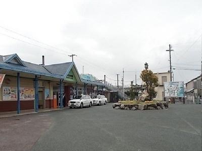 伊予北条駅まで1000m