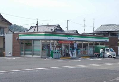 ファミリーマート松山土手内店まで680m