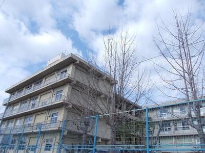 駅家東小学校まで600m