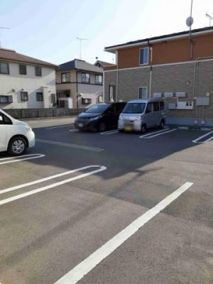 【駐車場】サンライトグレイスⅡ