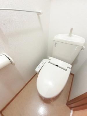【トイレ】アズールコート