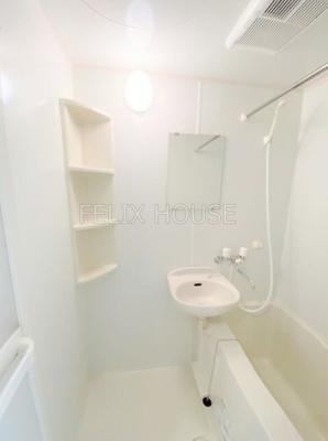 【浴室】AZEST ITABASHI