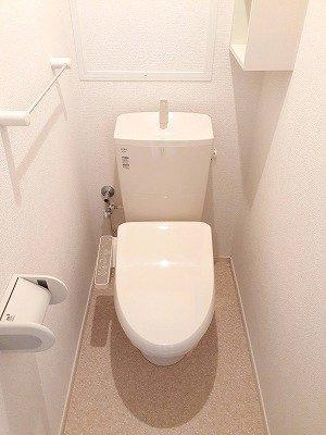 【トイレ】セレーノ モチヅキⅠ
