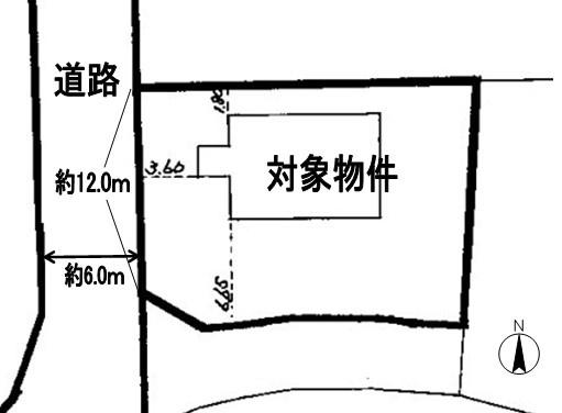 【土地図】星和台二丁目17番5号