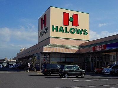 ハローズ新涯店まで1300m