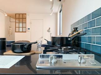 【キッチン】Grande Maison SUGAMO