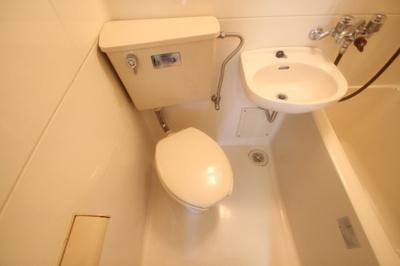 【トイレ】ホームズウエノ