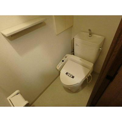 【トイレ】エクセリア茗荷谷
