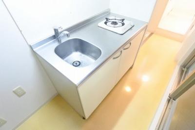 【キッチン】フレアコート北浜
