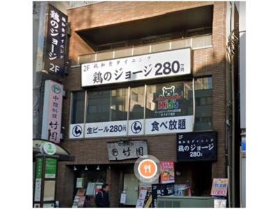 【周辺】ハーモニーレジデンス東京イーストサイド