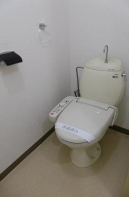 【トイレ】中銀両国マンシオン