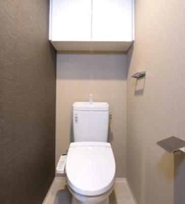 【トイレ】カーサスプレンディッド麹町