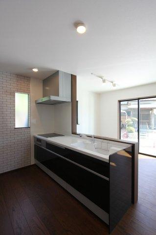 【キッチン】飯塚市平恒 戸建て