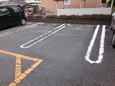 【駐車場】カーサグリーンⅠ