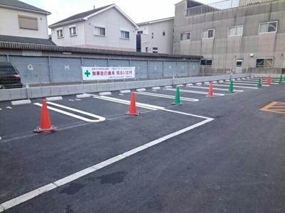 【駐車場】メゾン桜坂Ⅲ